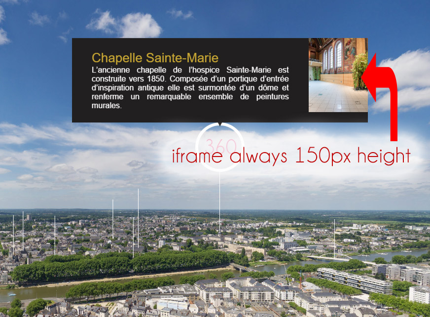 iframe always 150px height - krpano HTML5 Viewer - krpano com Forum