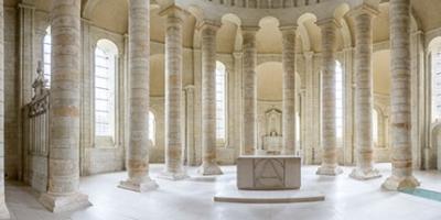 Eglise abbatiale de Fontevraud