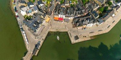 Le port de Saint-Goustan - Auray
