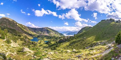 Les Lacs de Bastan