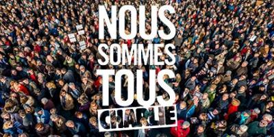 Nous sommes tous Charlie - Angers