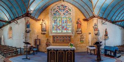 Eglise Saint-Jean-Baptiste - Le Croisty