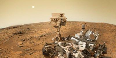 Rover Curiosity - Mars