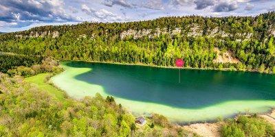 Les quatre lacs, la petite Ecosse du Jura