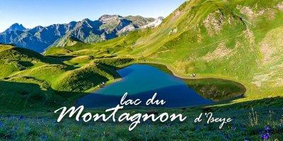 Lac du Montagnon d'Iseye