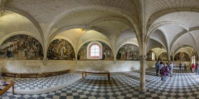 La salle Capitulaire - Fontevraud