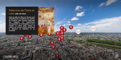 Angers, ville d'Art & d'Histoire