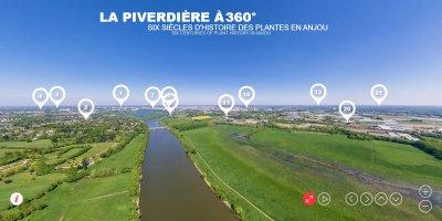 La Piverdière à 360°