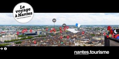 Le Voyage à Nantes en GigaPixels