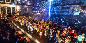Soul Train Line - Accroche-cœurs 2018