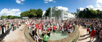 Flash Mob - Le Bain - Angers